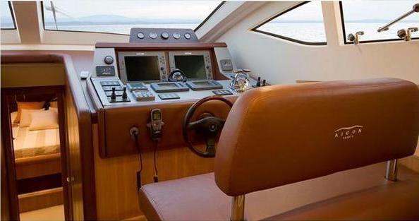 Aicon 58 Flybridge image