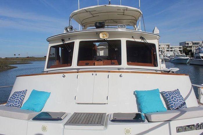 2005 Fleming Pilothouse Buy BoatsalesListing