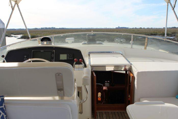 2005 Fleming Pilothouse Purchase BoatsalesListing