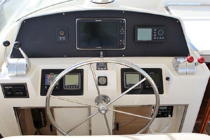 2005 Fleming Pilothouse Purchase Purchase