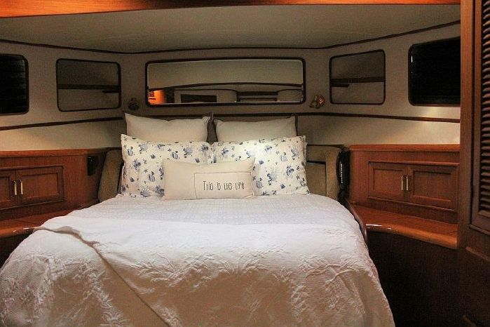 2005 Fleming Pilothouse Sell New England