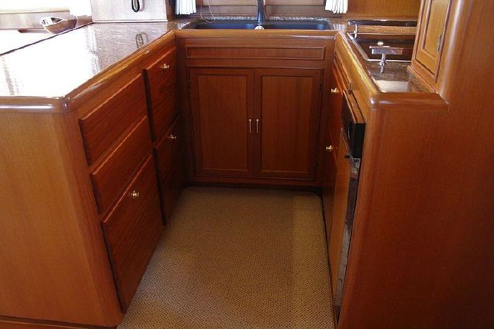 2005 Fleming Pilothouse Sell Connecticut