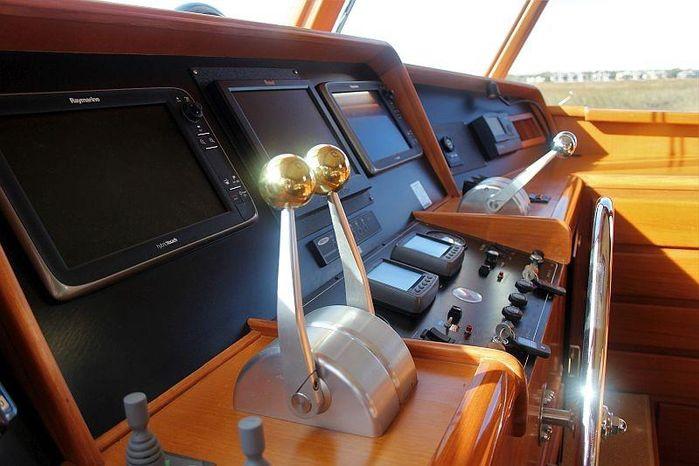 2005 Fleming Pilothouse BoatsalesListing Rhode Island