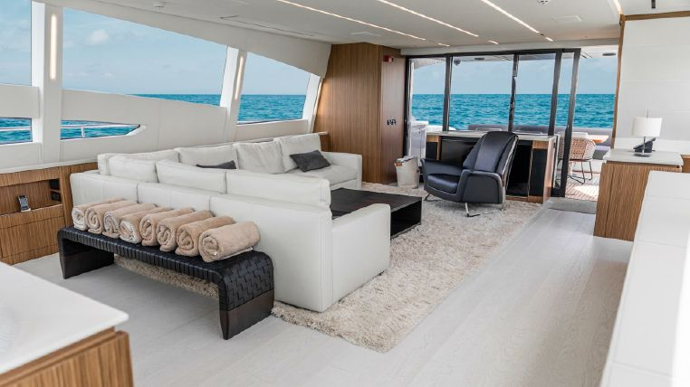 2018 Pershing 108 Fort Lauderdale, Florida - Yachting Experts