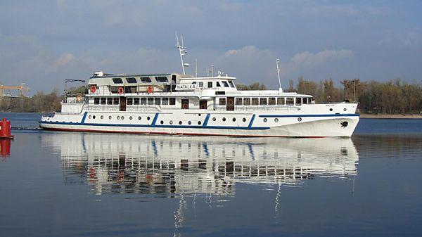 Custom Motor Yacht Natalka