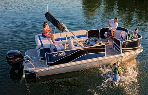 2020 SunCatcher V20 Fish & Cruise