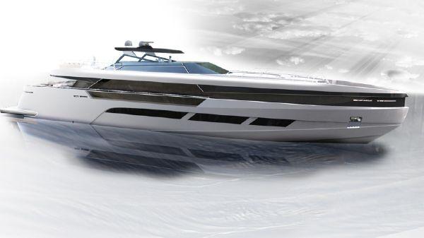Custom Hybrid Planing Motor Yacht