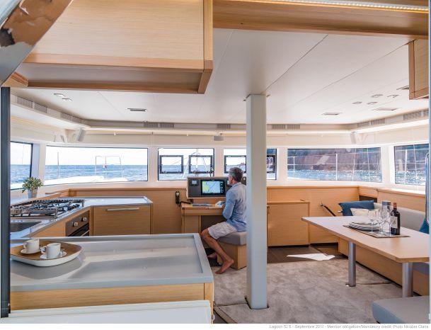 2019 Lagoon 52F Spain - Sail Away Catamarans