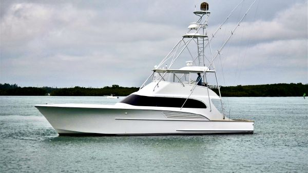 Custom Carolina Sculley Sportfish