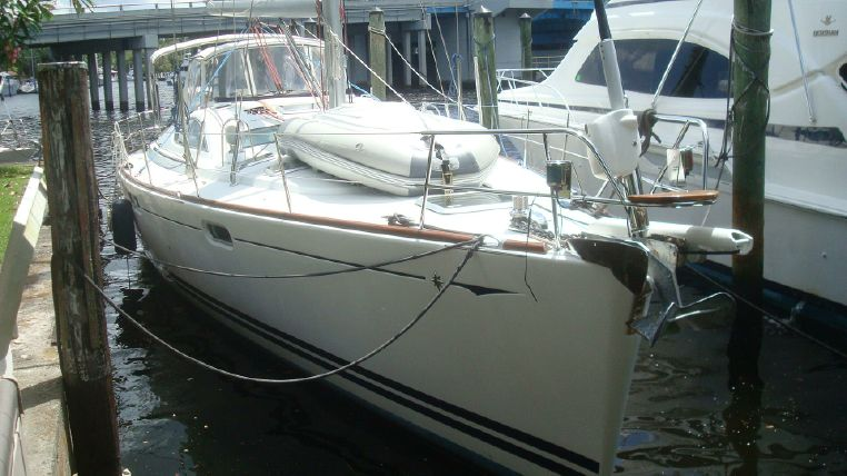 2008 Jeanneau Sun Odyssey 54 DS For Sale Maine