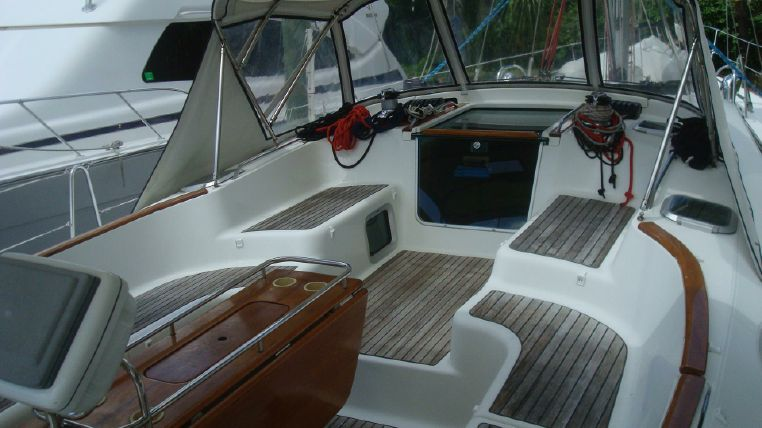 2008 Jeanneau Sun Odyssey 54 DS Brokerage Buy