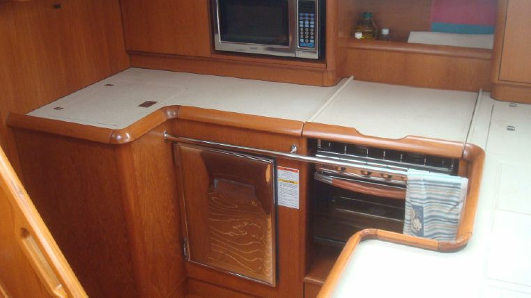 2008 Jeanneau Sun Odyssey 54 DS Buy New England