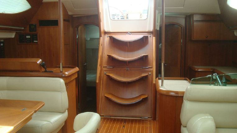 2008 Jeanneau Sun Odyssey 54 DS Purchase Brokerage