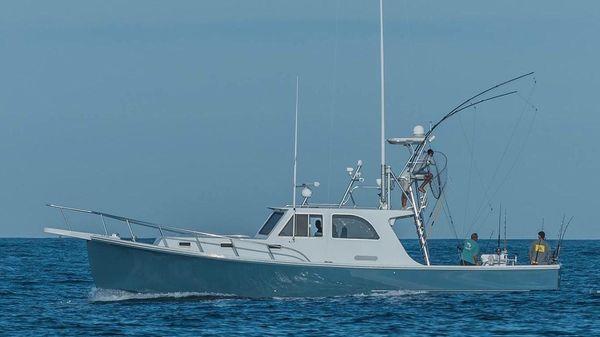 Wesmac 46 Sportfish Twin engine