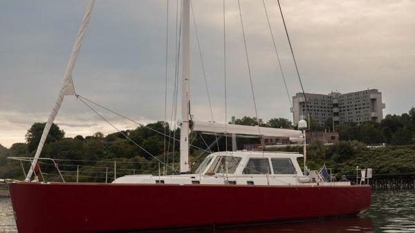 Gorbon Yachts Deck Saloon Port Profile