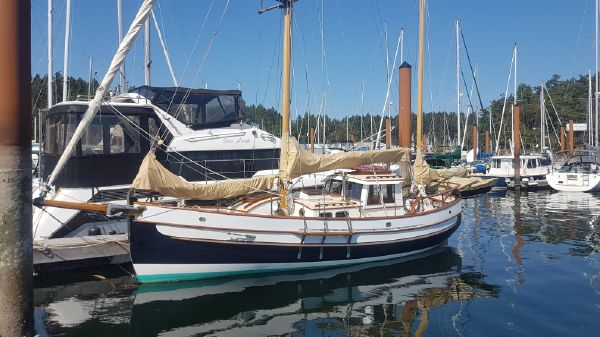 Custom Bristol Channel Cutter Ketch