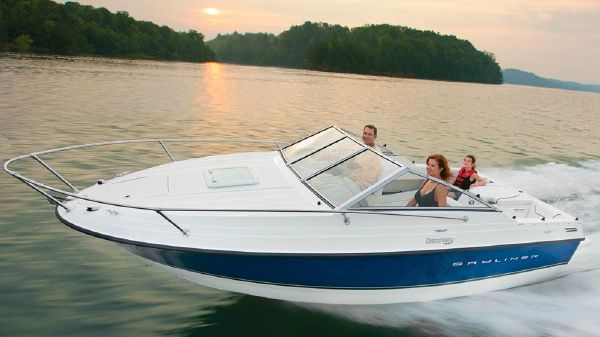 Bayliner 192 Cuddy Discovery Manufacturer Provided Image