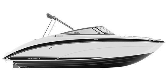 Yamaha Sport Boat SX 240