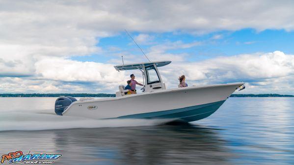 Sea Hunt Ultra 275