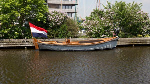Wajer Captain's Launch 7m