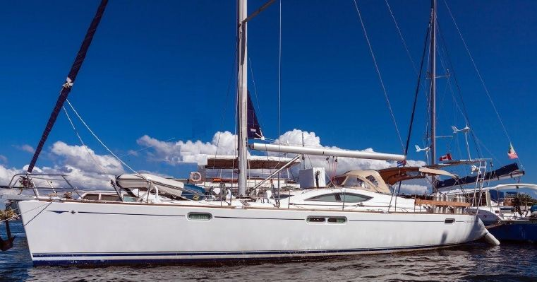2003 Jeanneau 54DS Brokerage Purchase