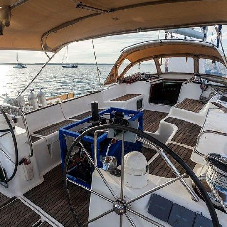 2003 Jeanneau 54DS Brokerage Maine