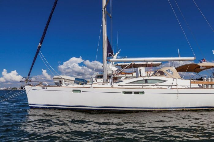 2003 Jeanneau 54DS Purchase Purchase