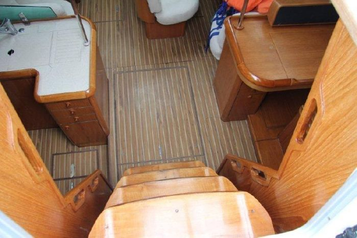 2003 Jeanneau 54DS For Sale New England