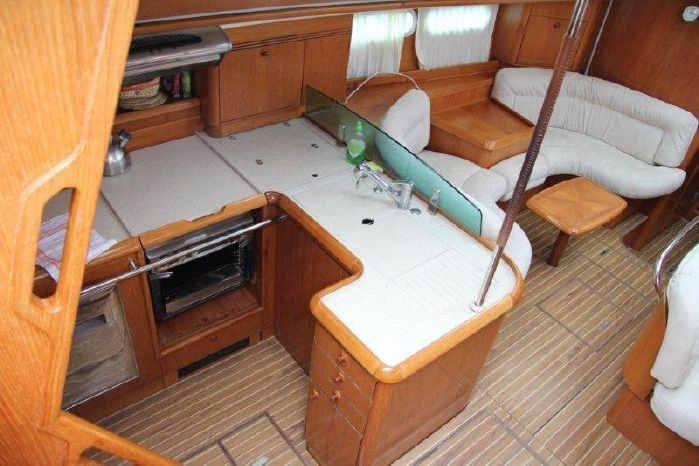 2003 Jeanneau 54DS Broker Sell