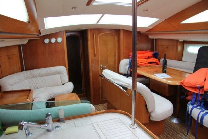 2003 Jeanneau 54DS Sell BoatsalesListing