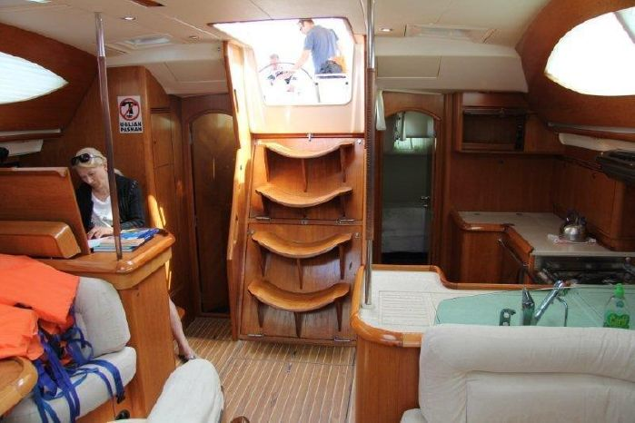 2003 Jeanneau 54DS BoatsalesListing Sell