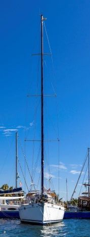 2003 Jeanneau 54DS Brokerage Sell