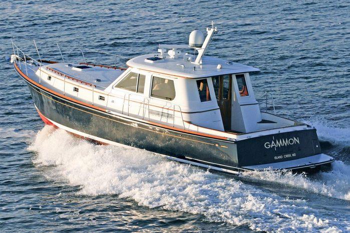 2003 Alden Yachts 46 Saloon Express