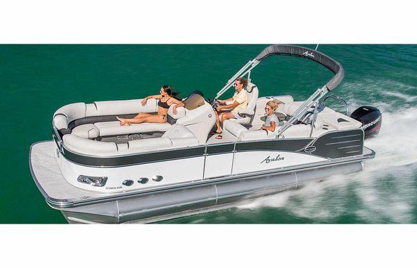 2018 Avalon Catalina Platinum Cruise - 25'