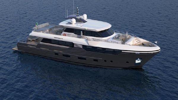 Italian Vessels Wide Space 93.9