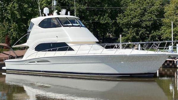 Riviera 51 Flybridge Enclosed