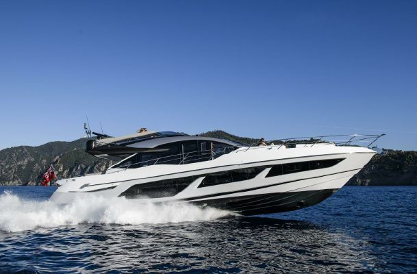 Sunseeker 74 Sport Yacht - main image