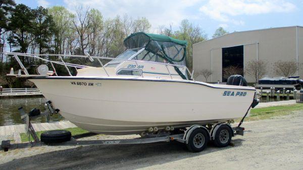 Sea Pro 230