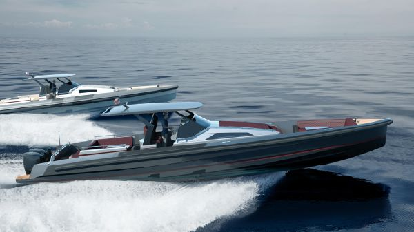 Chaser Center Console 50ft Chaser Yachts