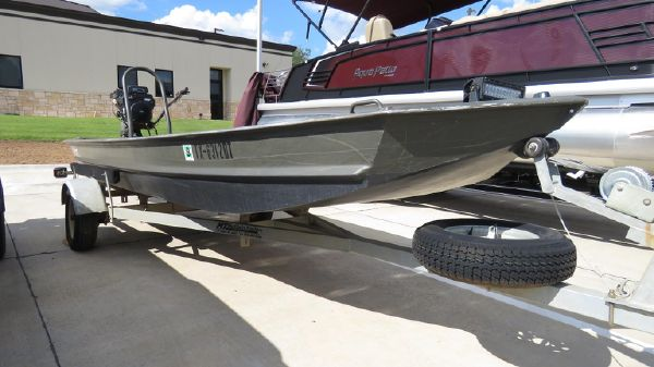 Go-Devil 16x48 Surface Drive Boat