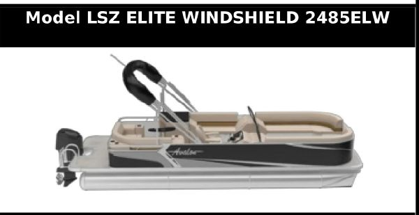 Avalon LSZ Elite Windshield image