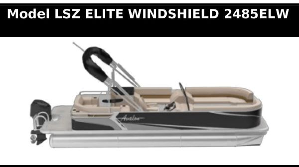 Avalon LSZ Elite Windshield