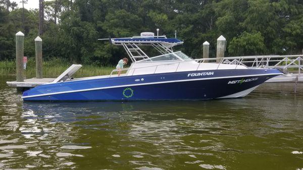 Fountain 32 Sportfish Cruiser IO