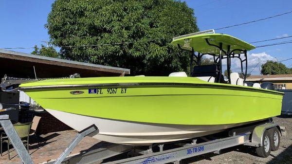 Carrera Boats cc