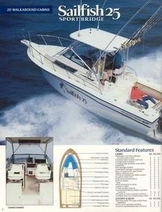 Grady-White 254 Sailfish Sport Bridge