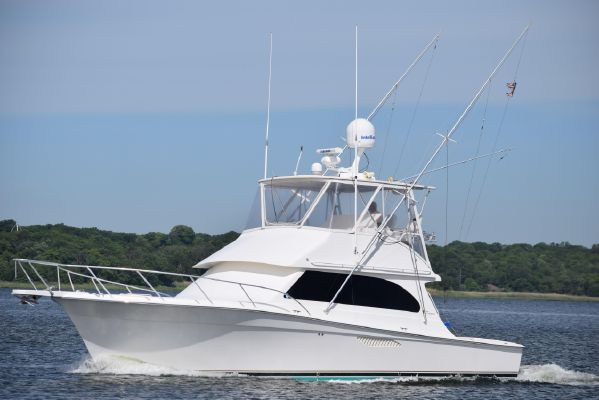 Egg Harbor Sport Fisherman Egg Harbor 43' 2006
