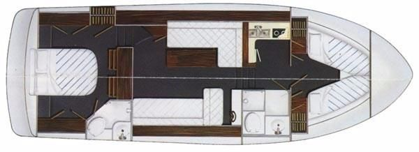 Fairline 36 Turbo image