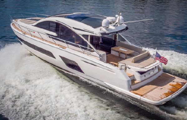 2017 Fairline Targa 53 Gran Turismo