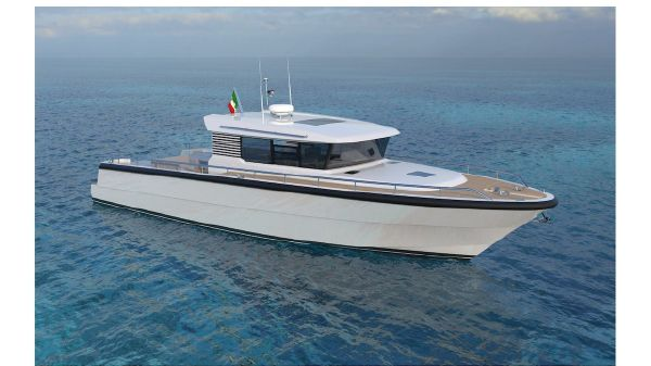 Italian Vessels CUSTOM TENDER