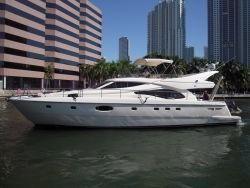 2005 Ferretti Yachts<span>590</span>